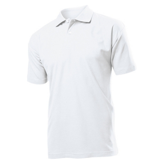 Футболка Поло 'Stedman' 'Polo Men' White
