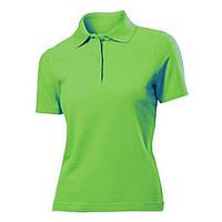 Футболка Поло 'Stedman' 'Polo Women' Kiwi Green