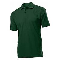 Футболка Поло 'Stedman' 'Polo Men' Bottle Green