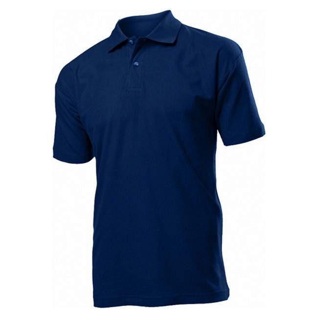 Футболка Поло 'Stedman' 'Polo Men' Blue Midnight