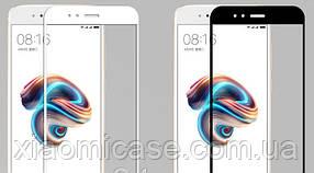 Защитное 2D стекло для Xiaomi (Сяоми) Mi Note 3 (на весь экран)