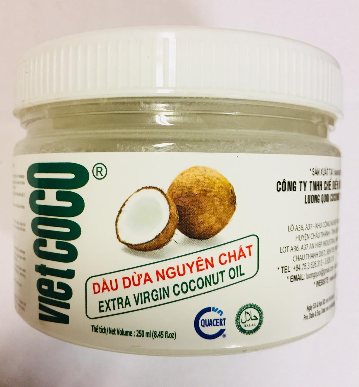 Кокосовое масло, 0,5л