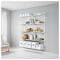 ✅ IKEA ALGOT (199.296.31) Стелаж