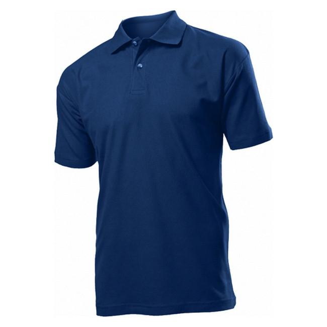 Футболка Поло 'Stedman' 'Polo Men' Navy Blue