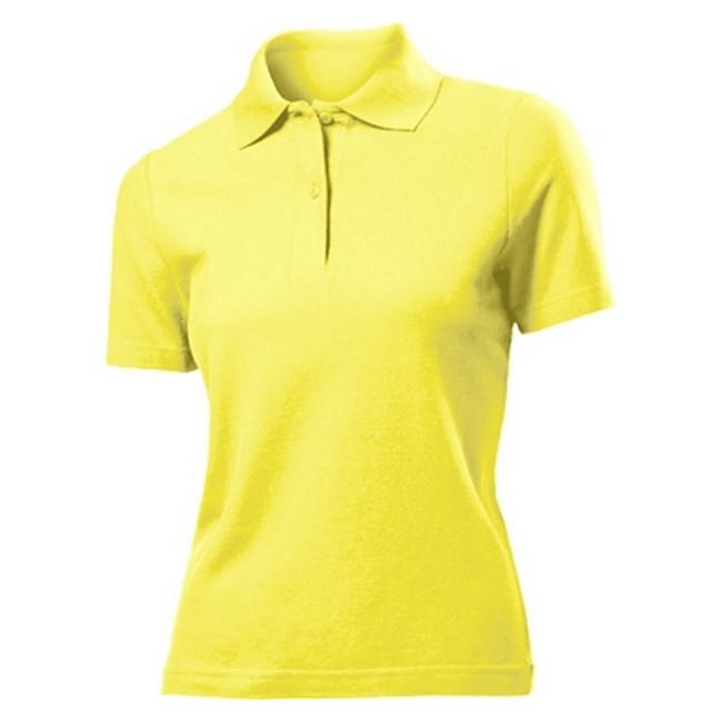 Футболка Поло 'Stedman' 'Polo Women' Yellow