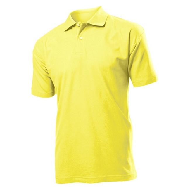 Футболка Поло 'Stedman' 'Polo Men' Yellow