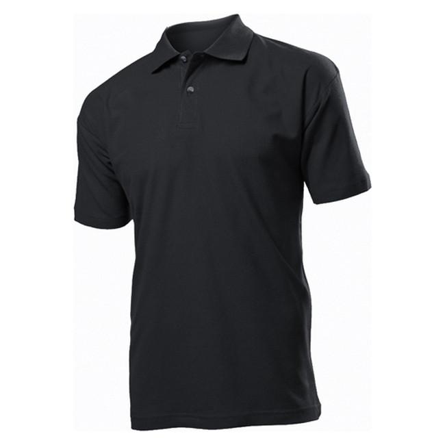 Футболка Поло 'Stedman' 'Polo Men' Black Opal