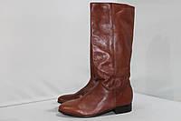 Женские кожаные сапоги Minelli, 37р., фото 1