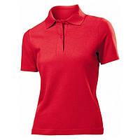 Футболка Поло 'Stedman' 'Polo Women' Scarlet Red