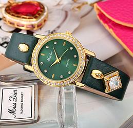 Женские часы Miss fox Green (24414)
