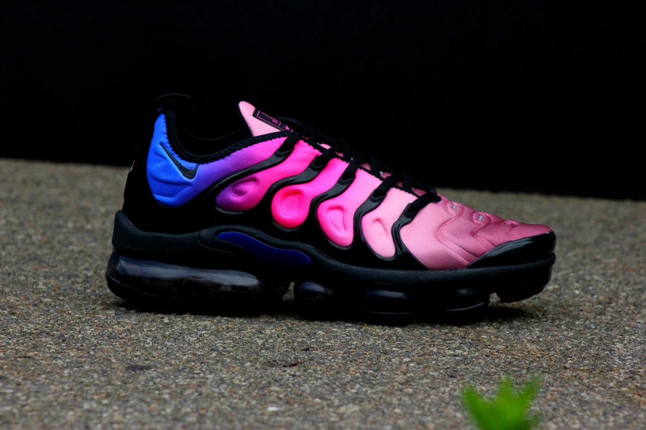 uk availability 5ac23 22aa4 Мужские кроссовки Nike air max tn plus vapormax Black Red Blue Gradient -  Bigl.ua