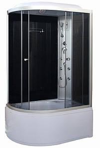Гідромасажний бокс 120х80 Vivia 81-R-RC правий