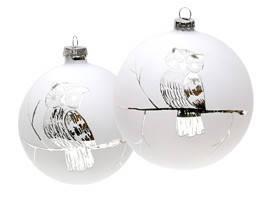 Елочные шары, наборы шаров (стекло)