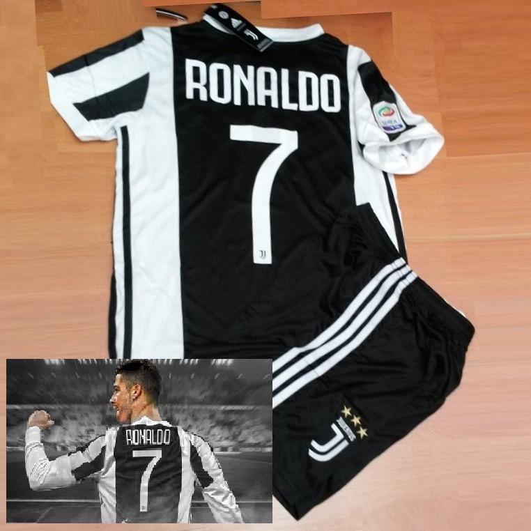Футбольная форма ЮВЕНТУС №7 Роналдо
