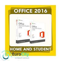 Офисное приложение Microsoft Office 2016 Дома и Учёбы (x32-x64). Электронный ключ активации - 1PC