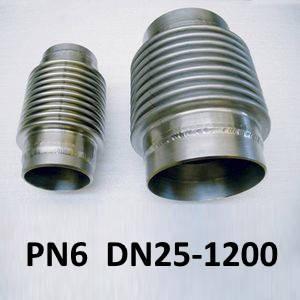 Компенсатор осевой PN6 под приварку, фото 2