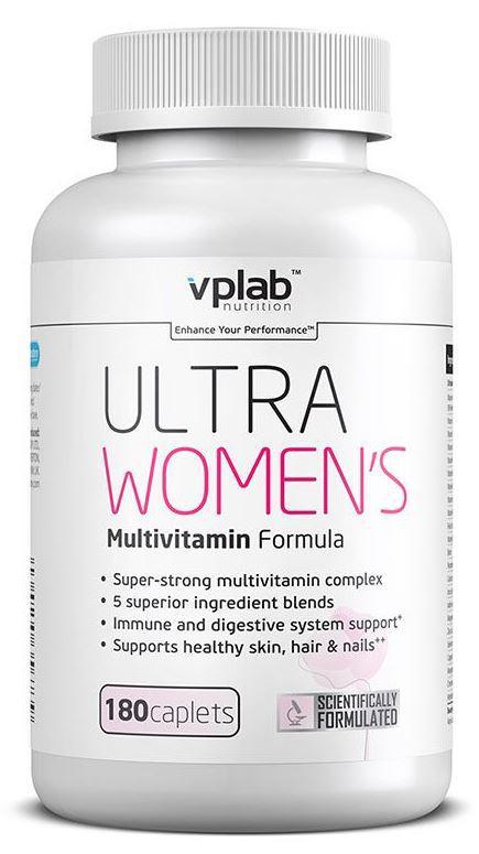 VPLab Ultra Women's Multivitamin 180 caplets