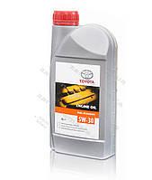 Toyota 5W-30, API SL 1л - моторное масло