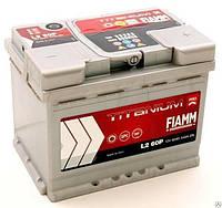 Аккумулятор Fiamm Titanium Pro 60Ah 540A (EN)