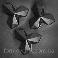 Блочная декоративная панельТрилистник, фото 3