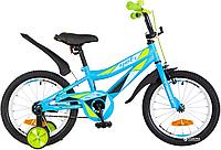 """Велосипед детский Formula Yeti 16"""" голубой"""