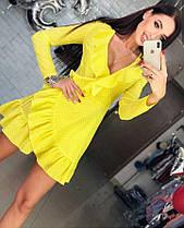 Летнее красивое платье, размер единый 42-46, фото 3