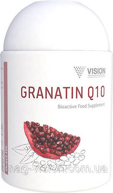 Гранатин Q10 (Granatin Q10) - замедляет процессы старения