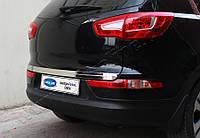 Кромка крышки багажника нижняя KIA Sportage 2010 -