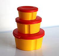 Коробки для червей набор 3в1