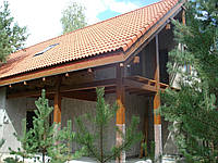 Строительство энергосберегающих деревянных каркасных домов