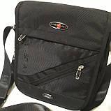 Мужская сумка планшет Swiss, фото 2