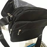 Мужская сумка планшет Swiss, фото 6