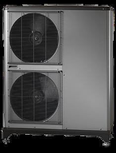 Воздушный инверторный тепловой насос Воздух/Вода NIBE F2040-16 (Площадь отопления до 260 кв.м. 16 кВт)