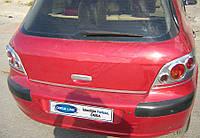 Кромка крышки багажника нижняя Peugeot 307 5D 2001-2008