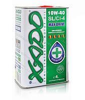 XADO Atomic Oil 10W-40 SL/CI-4 4л - моторное масло