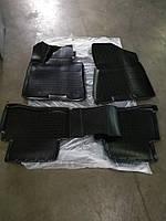 R8130f1001p, коврики в салон и багажник, резиновые, к-т., KIA, Sportage, (QL), 2016-