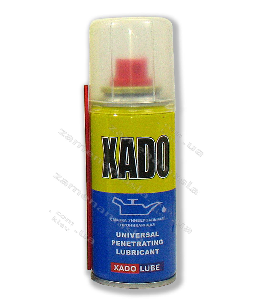 XADO универсальная проникающая смазка-спрей 100мл