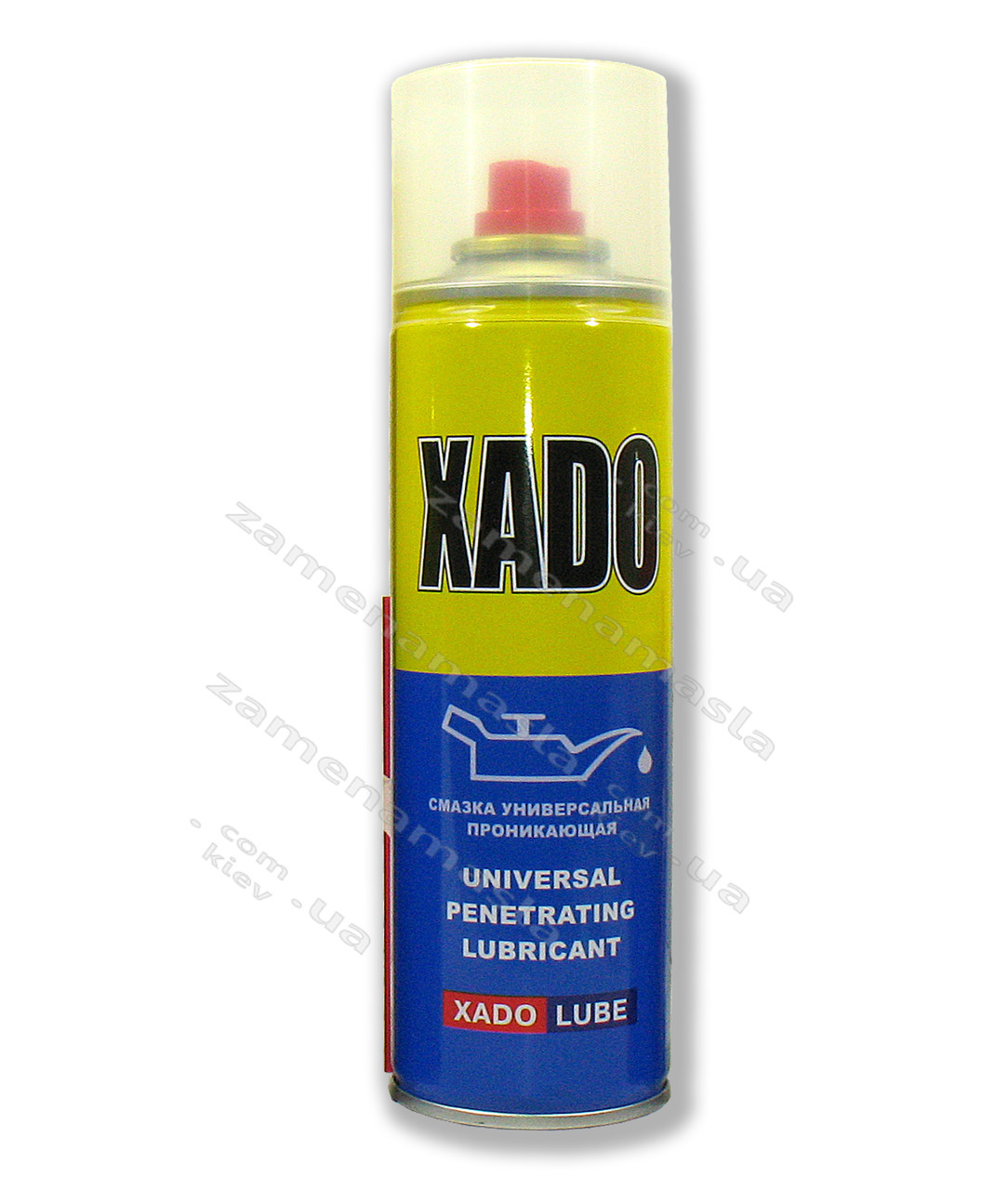 XADO универсальная проникающая смазка-спрей 300мл