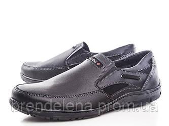 Чоловічі туфлі повсякденні (р43)