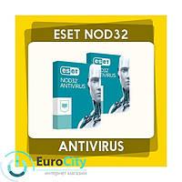 Антивирус ESET NOD32 (x32-x64). Электронный ключ активации - 1PC