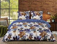 Комплект постельного белья ТЕП семейное Листочки