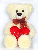 """Мягкая игрушка FANCY """"Медведь Мика """"Love"""""""