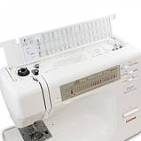 Janome Decor Excel Pro 5124 - швейная машина, фото 6