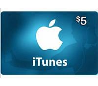 ITunes Gift Card 5$ (USA)