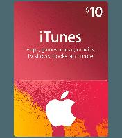 ITunes Gift Card 10$ (USA)