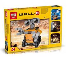 Конструктор Lepin 03073ABCD Роботы mini Wall-E, EVA, BB-8, R2-D2 (аналог Lego Star Wars) НАБОР из 4 шт, фото 3
