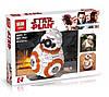 Конструктор Lepin 03073ABCD Роботы mini Wall-E, EVA, BB-8, R2-D2 (аналог Lego Star Wars) НАБОР из 4 шт, фото 4