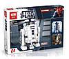Конструктор Lepin 03073ABCD Роботы mini Wall-E, EVA, BB-8, R2-D2 (аналог Lego Star Wars) НАБОР из 4 шт, фото 6