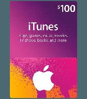 ITunes Gift Card 100$ (USA)