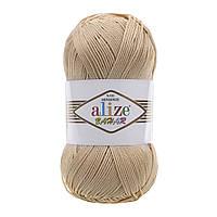 Пряжа для ручного вязания Alize Bahar (Ализе бахар) 368 светло-бежевый